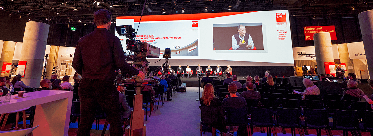 Fokusveranstaltung Swissbau