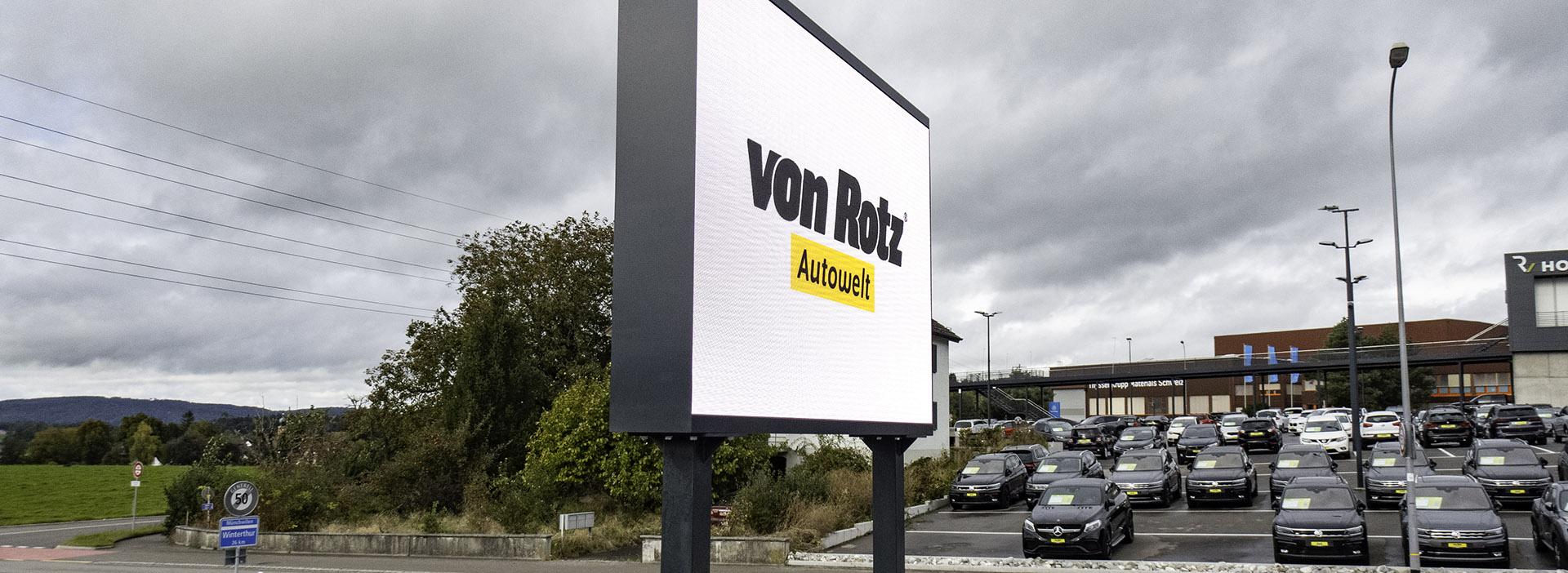 Autowelt Von Rotz