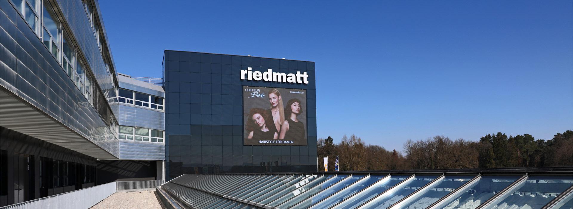 Einkaufszentrum Riedmatt