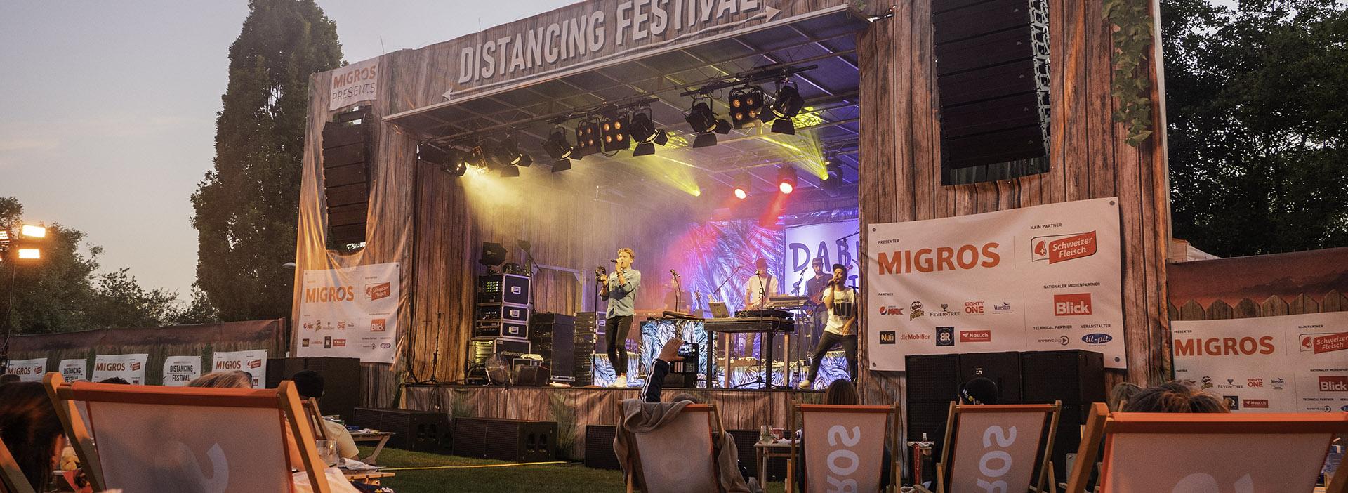 Distancing Festival